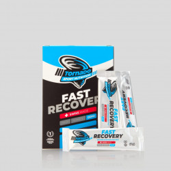 Fast recovery – stick orosolubili cool orange - composizione | Tornado Sport Nutrition