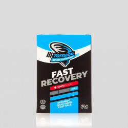Fast recovery – stick orosolubili cool orange - frontale | Tornado Sport Nutrition