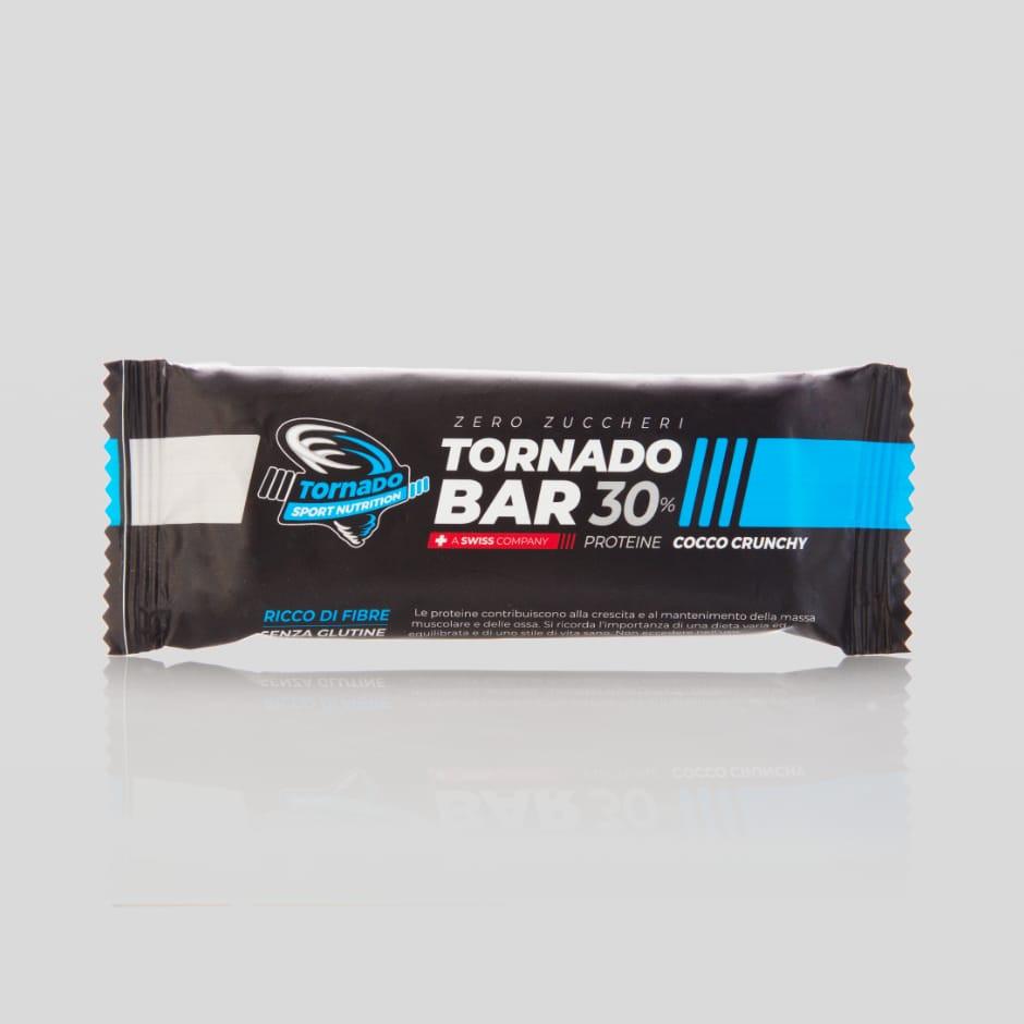 Tornado bar 30% - cocco - Tornado Sport Nutrition