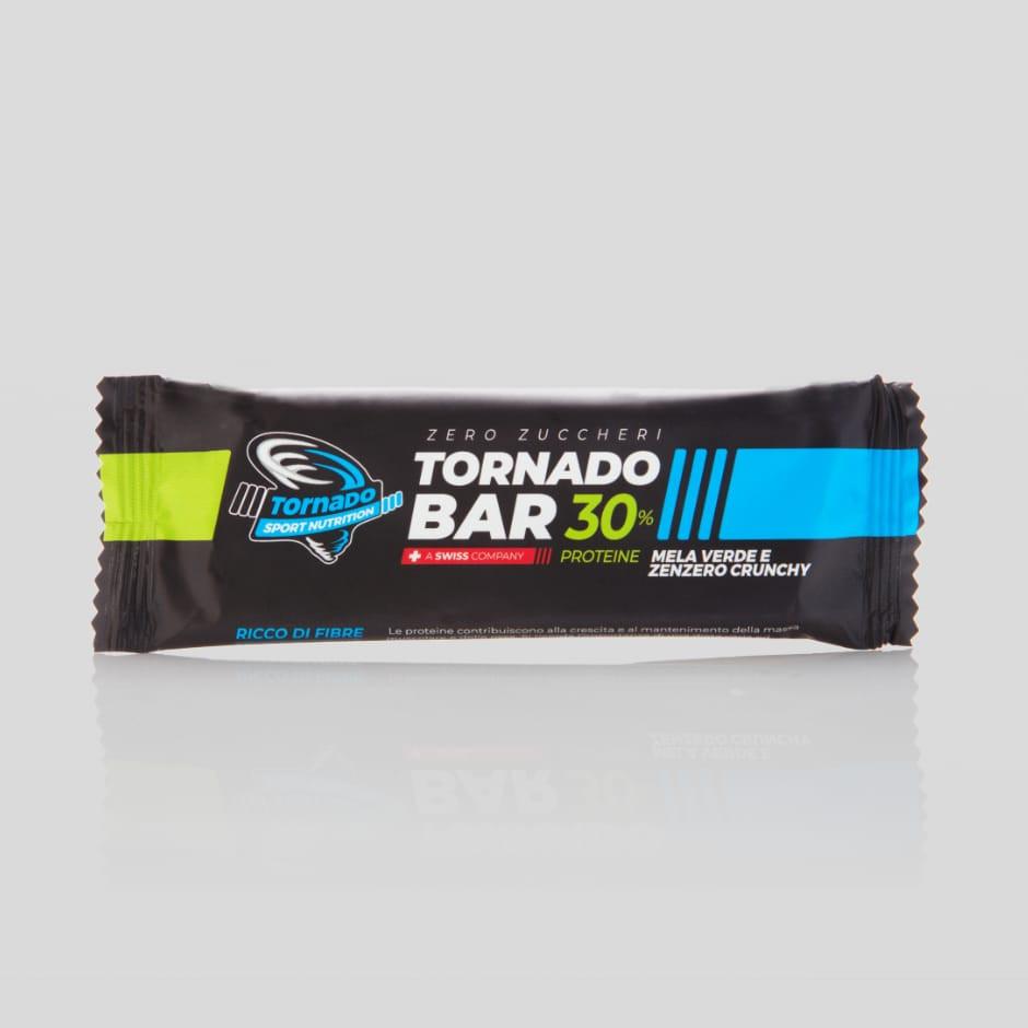 Tornado Bar – barretta - mela verde e zenzero | Tornado Sport Nutrition